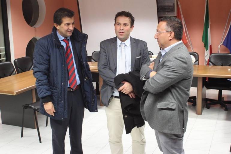 """Roccamandolfi e Pietravairano rinnovano il """"Patto di Fratellanza"""""""