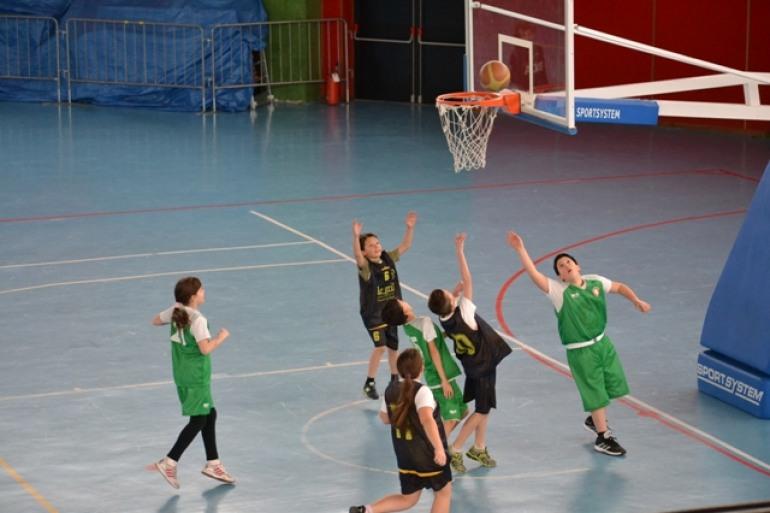 """Minibasket, 7° torneo città di Castel di Sangro: il trionfo degli """"Aquilotti"""""""