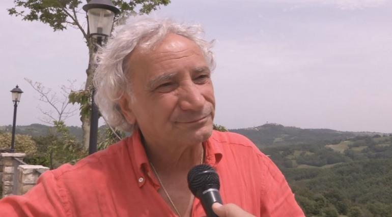 Escursione sul tratturo Lucera – Castel di Sangro con l'attore e regista Pierluigi Giorgio