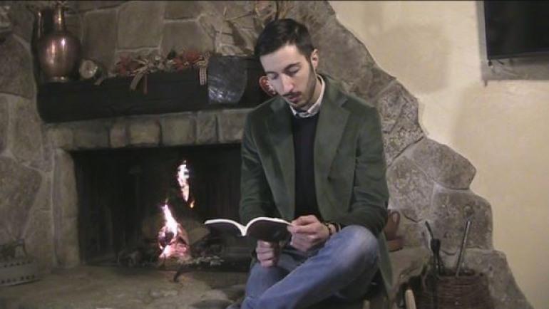 Capracotta, Giorgio Paglione vince la sezione web del concorso indetto dall'accademia mondiale della poesia