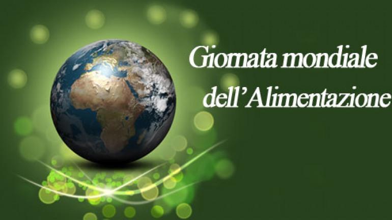 Giornata mondiale dell'alimentazione: riscoprire prodotti e valori del territorio