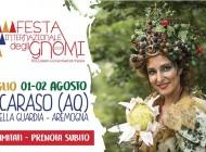 Roccaraso, dal 31 luglio torna la Festa Internazionale degli Gnomi
