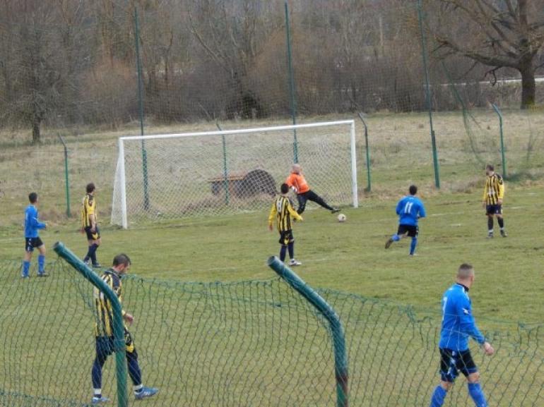Calcio – Al San Pietro basta un penalty per sconfiggere il Trivento
