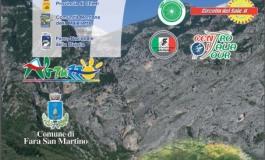 """Natura, Arte, Sport e Gastronomia  alla 17° Granfondo Ciclistica """"Fara San Martino"""""""
