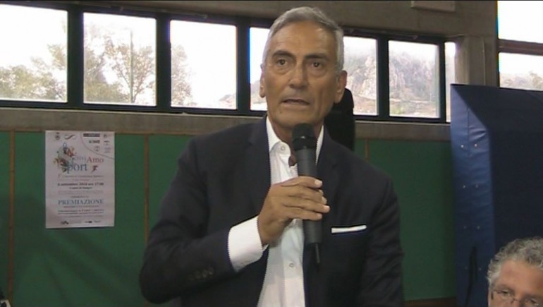 Buon lavoro presidente Gravina, regala all'Italia un altro miracolo!