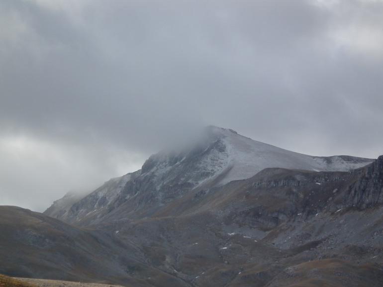 Il monte Greco nei piani di cementificazione della Regione Abruzzo