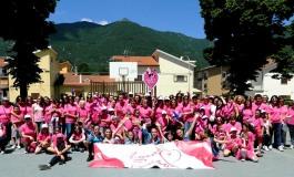 Prevenzione e solidarietà, il lungo weekend di AmoRosa a Castel di Sangro