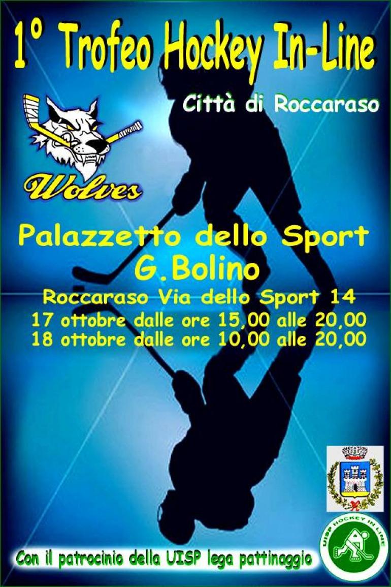 1° trofeo Hockey in line a Roccaraso
