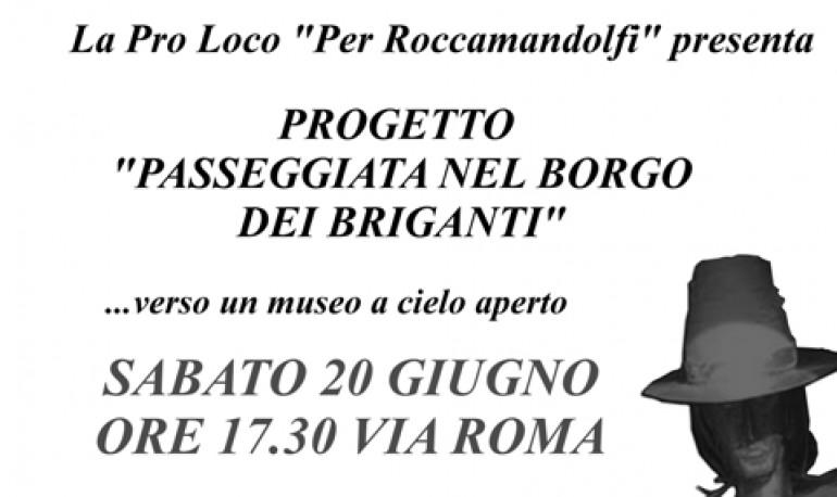 Storia, tradizioni popolari e suggestioni a Roccamandolfi nel borgo dei briganti