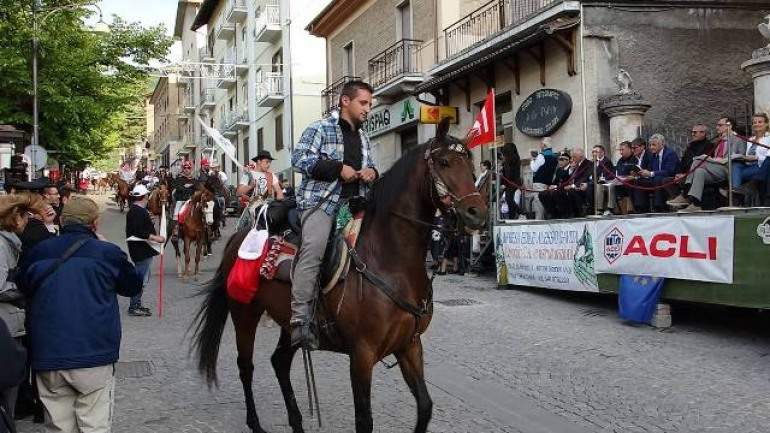 2^ edizione della festa del cavallo a Scanno
