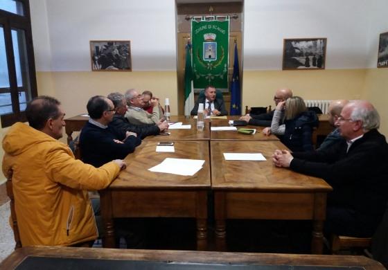 """S.R. 479 """"Sannite"""", Caruso incontra i sindaci e le comunità locali"""