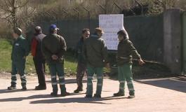 La protesta: bloccato impianto a Bocche di Forli, operai da 14 mesi senza stipendio