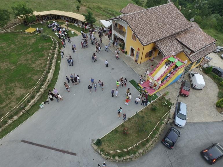 Il villaggio delle bontà di Agnone, tra giochi e prelibatezze del dolcificio Labbate-Mazziotta