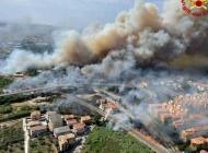 Incendi Boschivi: rivedere le politiche di gestione dei territori, aree boscate sempre più abbandonate