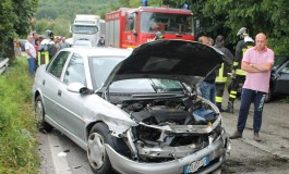 Traffico paralizzato dopo l'incidente di Montaquila: un ferito è ancora in prognosi riservata