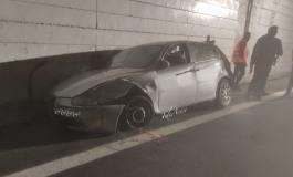 Incidente ad Ateleta, trovato ed arrestato l'uomo che ha investito i giovani motociclisti