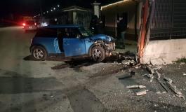 Incidente nella zona industriale di Castel di Sangro, illesi gli occupanti