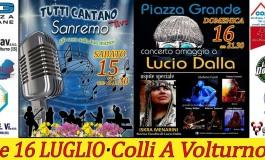 Colli a Volturno, 2 giorni di festa con spettacoli e concerti