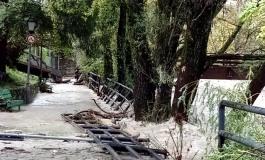 Alluvione in Alto Sangro, danni alle case: non migliorano le condizioni meteo