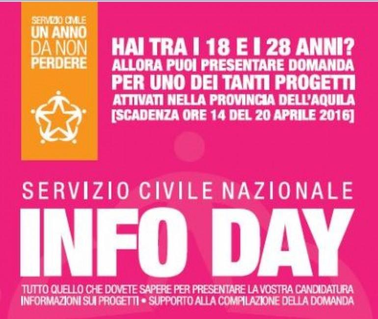 Castel di Sangro, Infoday sui progetti del Csvaq