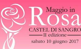 """Castel di Sangro, domani la II edizione di """"Maggio in Rosa"""""""