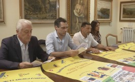 Atletica, presentazione trofeo Città d'Isernia