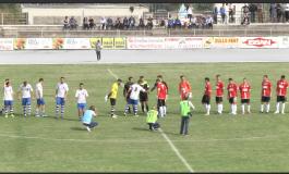 Calcio, Isernia - Vastogirardi termina in parità: 1-1