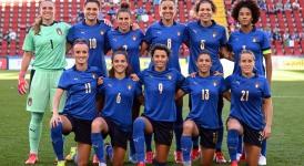 Italia - Croazia a Castel di Sangro, 25 Azzurre convocate per le qualificazioni mondiali