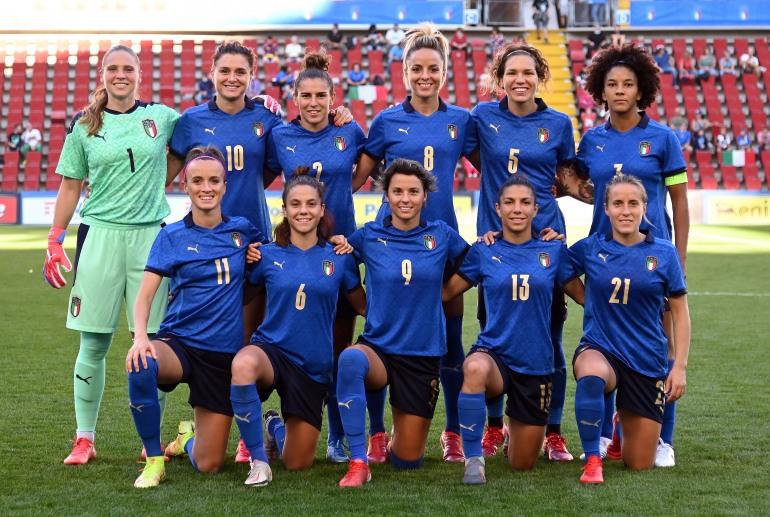 Italia – Croazia a Castel di Sangro, 25 Azzurre convocate per le qualificazioni mondiali