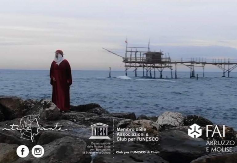 """FAI Abruzzo e Molise, Pierluigi Di Clemente accompagna Dante in Abruzzo con """"ItineDante"""""""