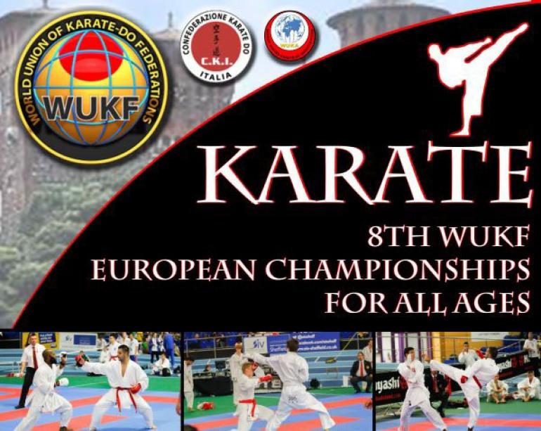 Due atleti di Castel di Sangro al campionato europeo di karate