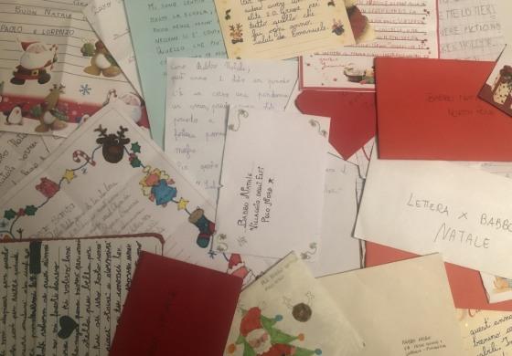 """""""La posta di Babbo Natale"""" anche quest'anno Poste Italiane risponde alle letterine dei bambini"""