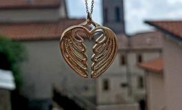 """""""L'Abbraccio dell'Angelo"""" il gioiello di Coccopalmeri selezionato per il Museo dell'Angelo in Lituania"""