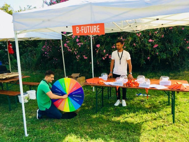 Neuromed conquista l'isola di Einstein: il festival internazionale di spettacoli scientifici