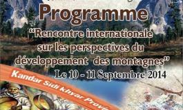 Scontrone e Pescasseroli in Marocco al festival internazionale delle arti di montagna