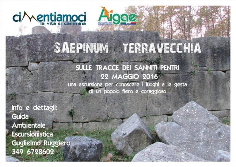 Escursione a Sepino: sulle tracce dei Sanniti Pentri