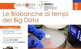"""Neuromed, convegno """"Le biobanche ai tempi dei big data"""""""