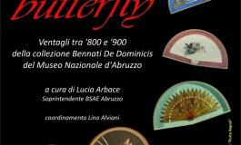 Castel di Sangro, Ventagli d'epoca alla Pinacoteca Patiniana. Tutti invitati il 25 luglio all'inaugurazione