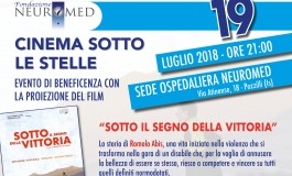 Pozzilli, cinema sotto le stelle all'istituto Neuromed