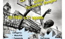 """Castel di Sangro, Tornei e divertimento dal 18 al 21 agosto con """"Nuova Sangro Basket"""""""