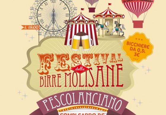 Sabato 21 giugno, festival delle birre molisane a Pescolanciano