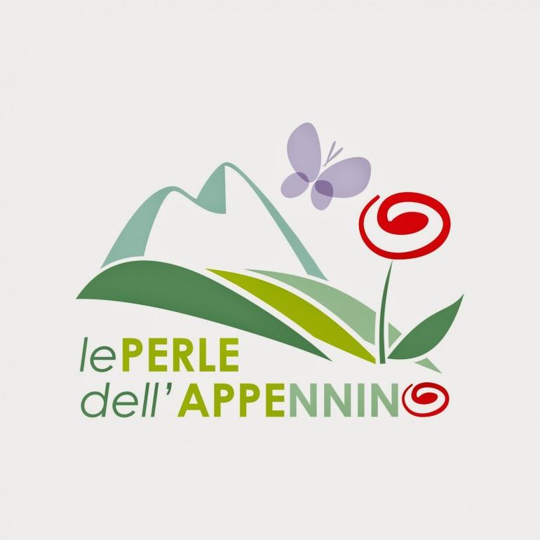 """""""Le perle dell'Appennino"""" presentano il logo-simbolo dell'Associazione"""