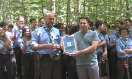 Roccamandolfi meta prediletta del gruppo scouts Agesci 'Roma 8'