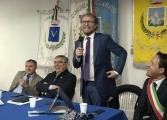 """Inaugurazione cabinovia a Roccaraso, Lotti incoraggia l'Abruzzo: """"Continuare a programmare, la vittoria è istituzionale"""""""