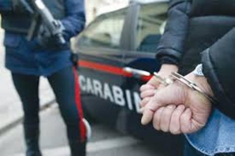 Arrestato un uomo di Castel di Sangro: furto aggravato
