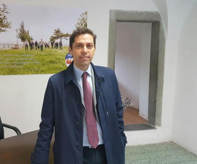 """Agnone, Marcovecchio scrive alla Soprintendenza: """" Le mura sannitiche sono a rischio crollo"""""""