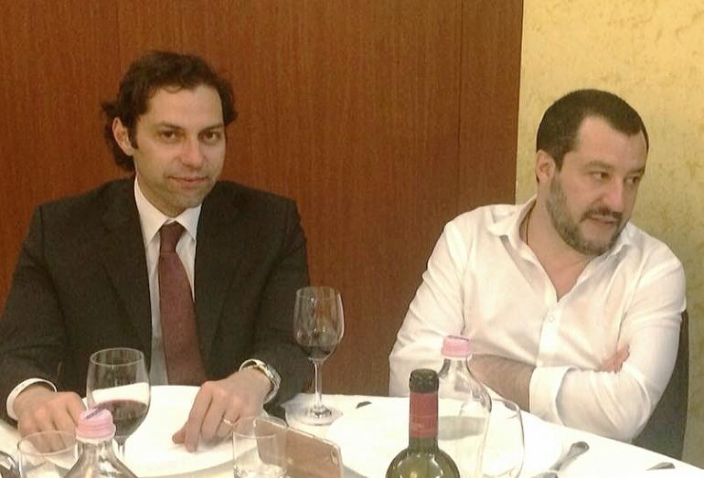 Campobasso, Salvini in Molise stasera al Centrum Palace