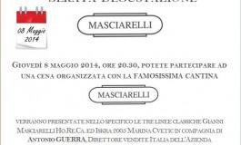 Macchiagodena, a tavola con Masciarelli