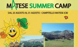 Campitello, al via il Matese Summer Camp