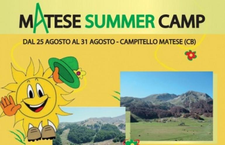 Campitello, al via il Matese Summer Camp